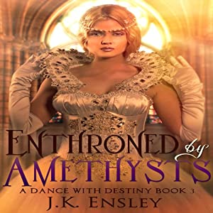 Enthroned by Amethysts Audiobook