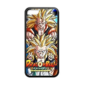 linJUN FENGDragonball Z Kai Dragon Ball DBZ Snap on Plastic Custom Cases for ipod touch 5