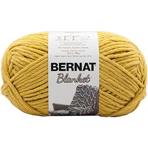 Bernat Blanket Yarn, Moss
