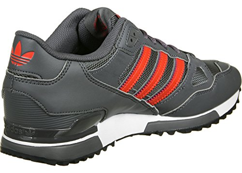 adidas Running 750 Grey Orange Shoes Men's Zx ZwPqBfZFnx