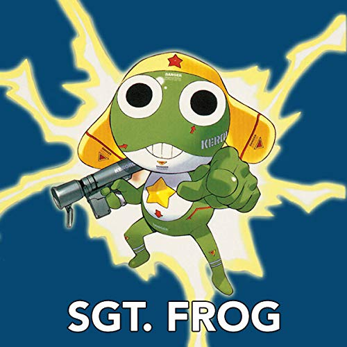 Sgt Frog Graphic Novel - Sgt. Frog