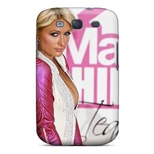 Fashion Protective Paris Hilton1 Case Cover For Galaxy S3 by icecream design