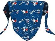 Hunter MLB Toronto Blue Jays Pattern Bandana for Pets, Small/Medium