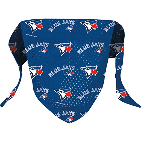 Hunter MLB Toronto Blue Jays Pattern Bandana for Pets,  (Costumes Toronto)