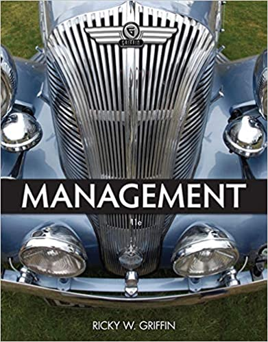 management 11th edition ricky griffin