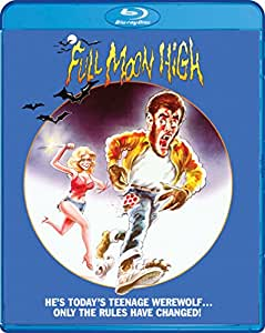 Full Moon High [Blu-ray]