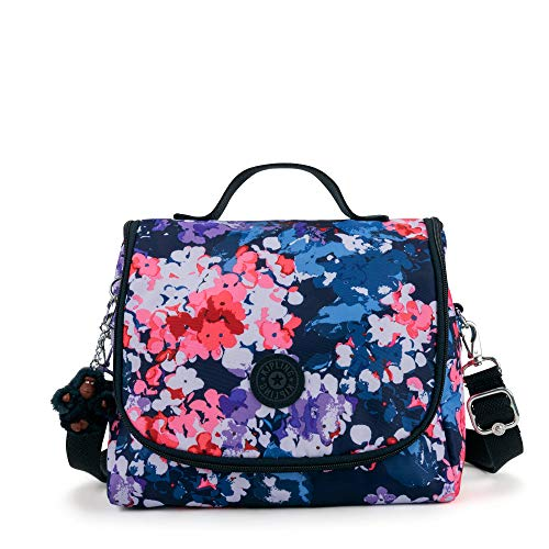 Kipling Kichirou Printed Lunch Bag Blushing Blooms ()