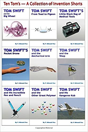 Ten Tom's - A Collection of Invention Shorts (Tom Swift