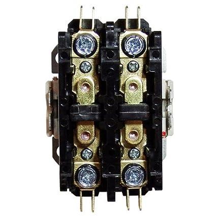 Trane American Standard 24 Volt Contactor 2 Pole 30 A CTR01203 CTR1276 CTR01276