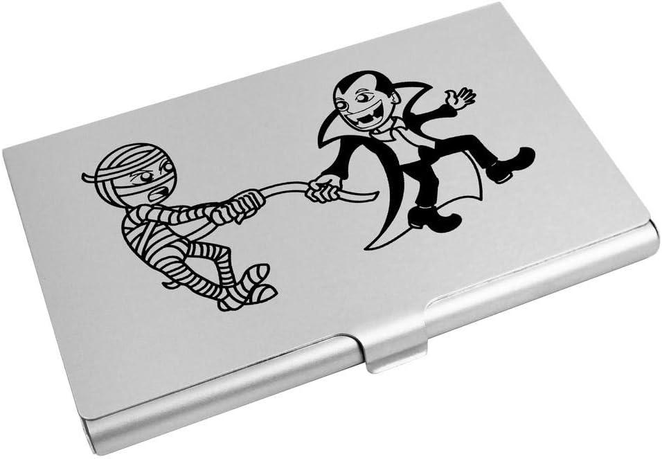 Azeeda Mummy /& Vampire Business Card Holder Credit Card Wallet CH00000221