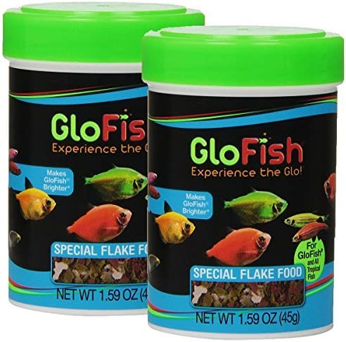 GloFish 77003 Special Flake Food for Fishes [並行輸入品]
