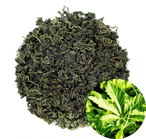 TooGet Wild Jiaogulan Loose Leaf Tea, Premium Gynostemma Pentaphyllum Herbs, 100% Natural Longevity Caffeine-Free Tea - 4 oz ()