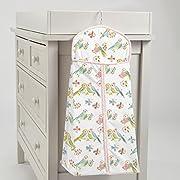 Carousel Designs Love Birds Diaper Stacker