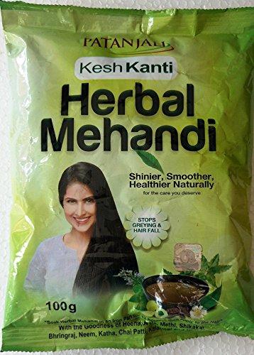 Patanjali Herbal Mehandi - 100gm Pack of 2