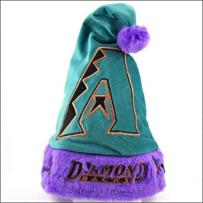 Arizona Diamondbacks Christmas Santa Hat