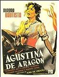 Agustina de Aragón (DVD-Libro)