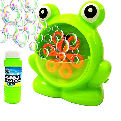 AppleRound Bubble Machine