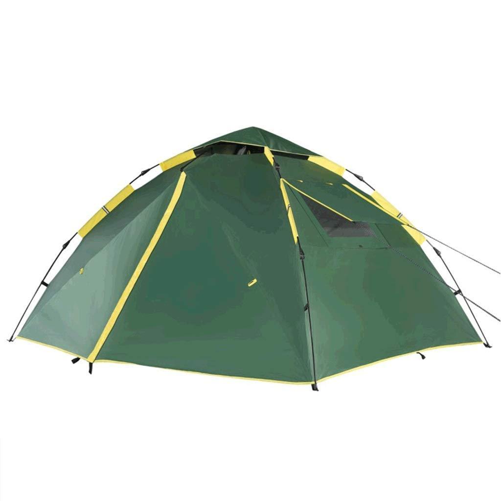 prezzi più bassi CC-tent CC-tent CC-tent Tenda Addensare Automatica a Tenuta stagna all'aperto 3-4 Persone a Doppia Attrezzatura da Campo familiare  garanzia di qualità