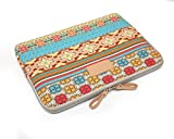 Soter Bohemian Style Canvas Fabric Bag Sleeve for