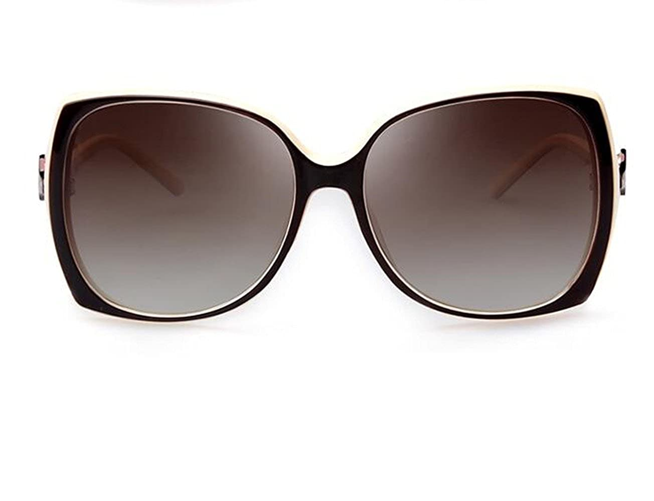 Espresso Brown SUNGLASSES Ms. Sunglasses Polarized Sunglasses Driver Mirror