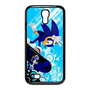 SpecialCasedesign Personalized Sonic the Hedgehog SamSung Galaxy S4 I9500 Case Best Durable Back Cover