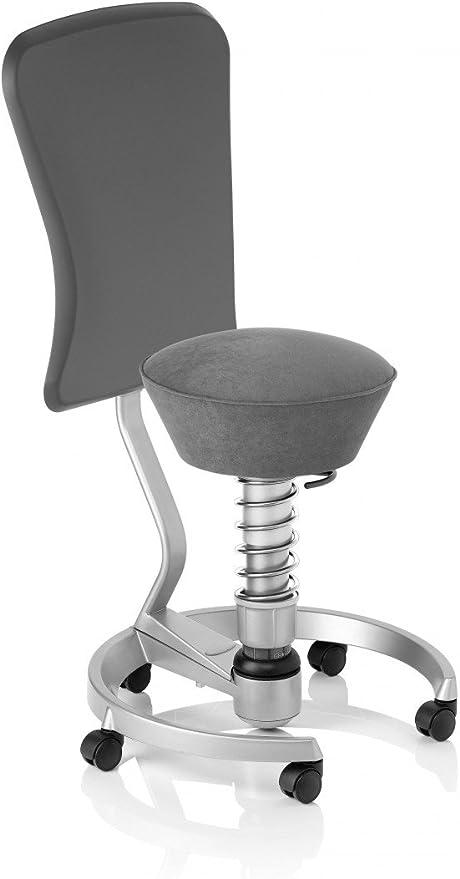 Aeris swopper Work 3D Aktiv Bürodrehstuhl | ergonomischer