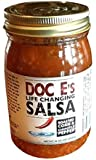 Doc E's Life Changing Salsa Roasted Corn & Chipotle Pepper