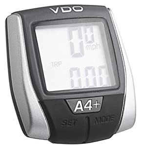Vdo A4 Wireless Cycle Computer Cyclocomputers