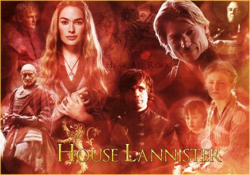 Game of Thrones. Maison de Lanaster, AntiquitŽs ton argent main de la Broche King Accompagnement carte