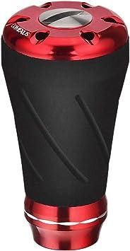 Oferta amazon: Gomexus Pomo Carrete EVA y Metal para Shimano Ultegra Twin Power 1000-4000 Curado Daiwa Certate LT 1000-4000 Zillion Perilla Carretes de Pesca Spinning y Baitcasting Directo 20mm