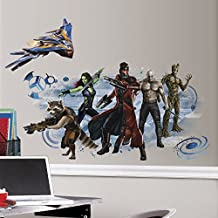 RoomMates RMK2651GM Guardians of The Galaxy Wall Graphic Peel and Stick Wall Decals