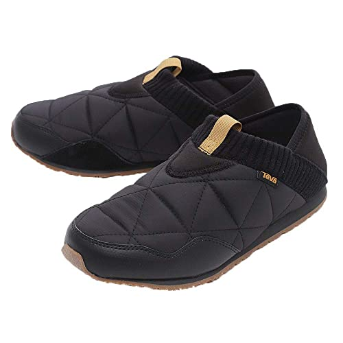 58dddba0787b3 Image Unavailable. Image not available for. Color  Teva Ember Moc - Men s  Casual Black