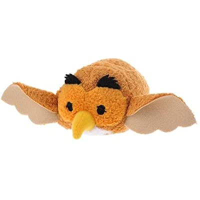 Tsum Tsum Plush / Smartphone Cleaner (S) Owl of Winnie the Pooh (Japan Import) by Disney: Toys & Games