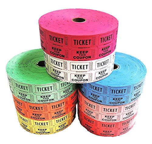 white 50 50 tickets - 4