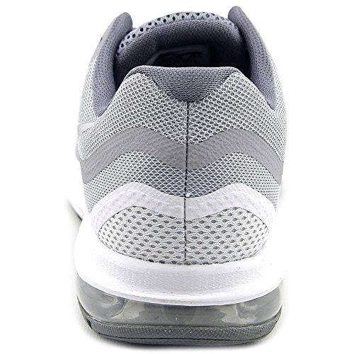 Nike Womens Air Max Dynasty 2 Scarpa Da Corsa Lupo Grigio / Argento Metallizzato / Grigio Freddo