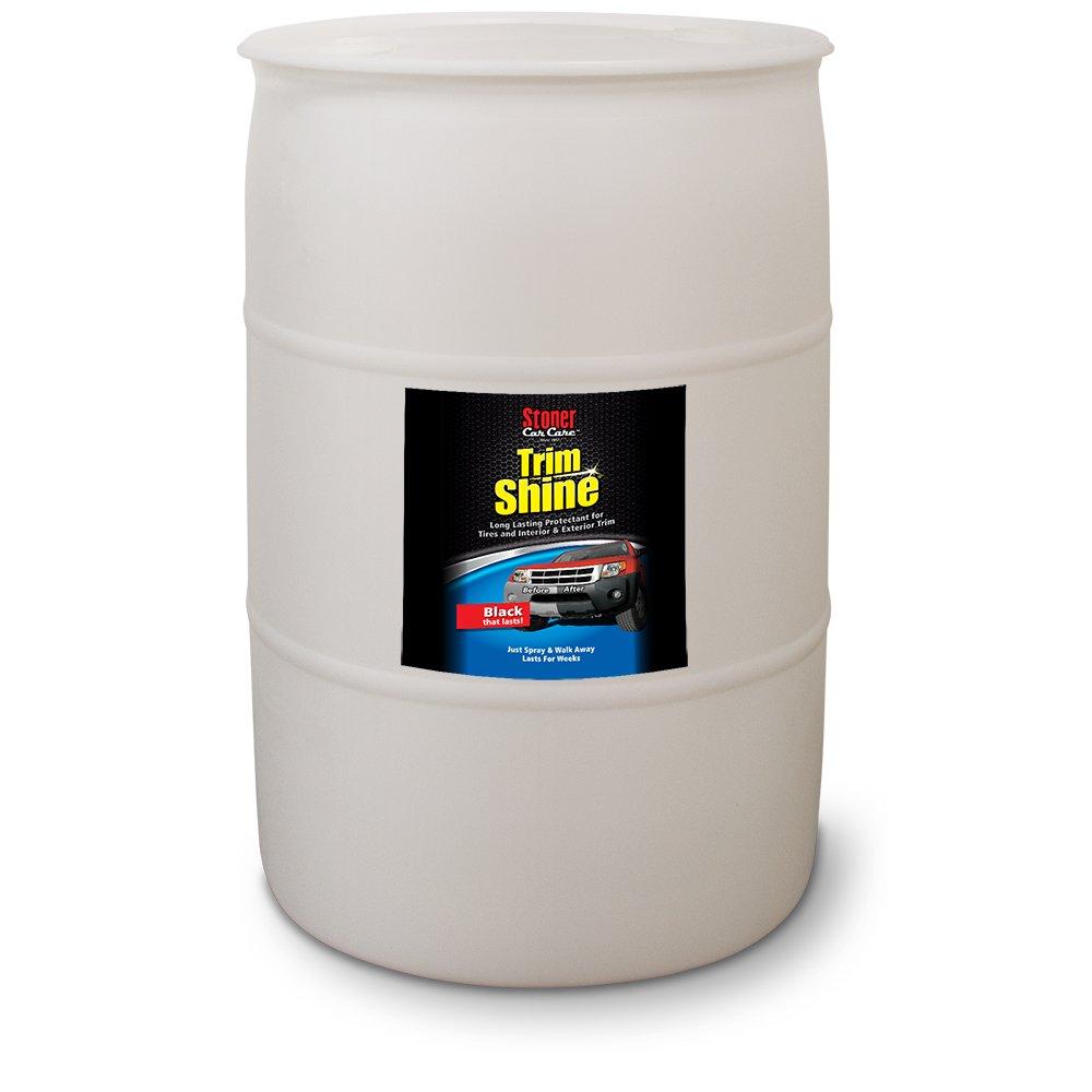 Stoner Car Care Pro 91068 Trim Shine Plastic Vinyl Rubber Dressing - 55-Gallon