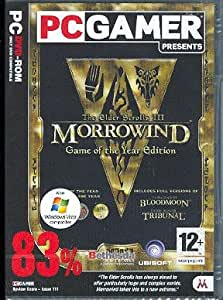 Elder Scrolls III: Morrowind (Game of the Year Edition)