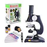 Best Microscopes Kids Microscopes - FUNRUI Kids Microscope, 450x, 200x, 100x Magnification Children Review