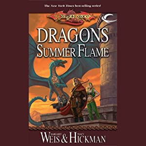 Dragons of Summer Flame Hörbuch