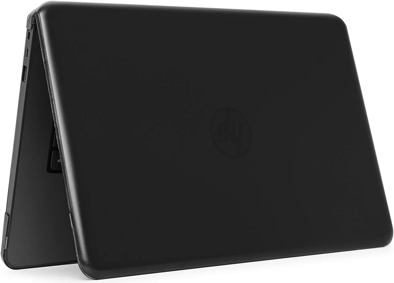 """mCover iPearl Hard Shell Case for 14"""" HP Stream 14-AX000 14-CBxxx Series (NOT Compatible with HP Stream 14 Zxxx and HP Chromebook 14 G1/G2/G3/G4 Series) Windows laptops (HP S14-AX) (Black)"""