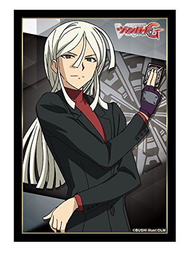 Vanguard G Kazumi Onimaru Mini Card Game Character Sleeves Anime Vol.273 by Vanguard