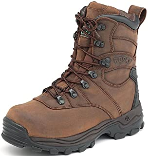 6a15f5821c6 Amazon.com | Rocky Men's Iron Clad Eight Inch Work Boot | Industrial ...