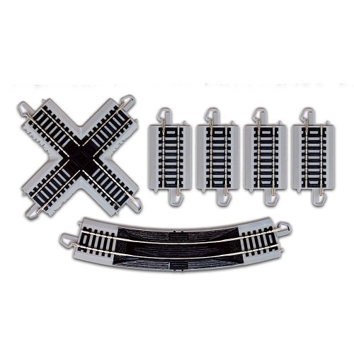 Review HO Scale Cross Track