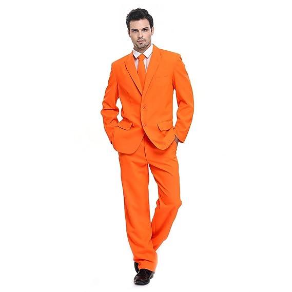 Traje de Hombre 3 Piezas Regular Fit con Chaqueta Pantalones ...