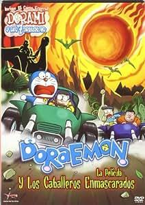 Doraemon y los caballeros enmascarados [DVD]
