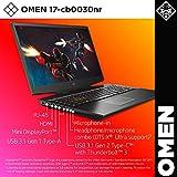 Omen by HP 2019 17-Inch Gaming Laptop, Intel