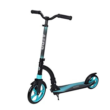 Patinetes HAIZHEN Scooter Plegable Adulto con 2 Ruedas ...