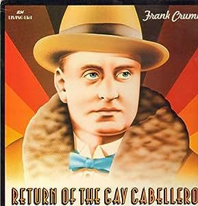 RETURN OF THE GAY CABALLERO LP UK ASV 1982