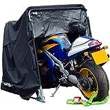 Armadillo Motorcycle Folding Secure Shelter : Large