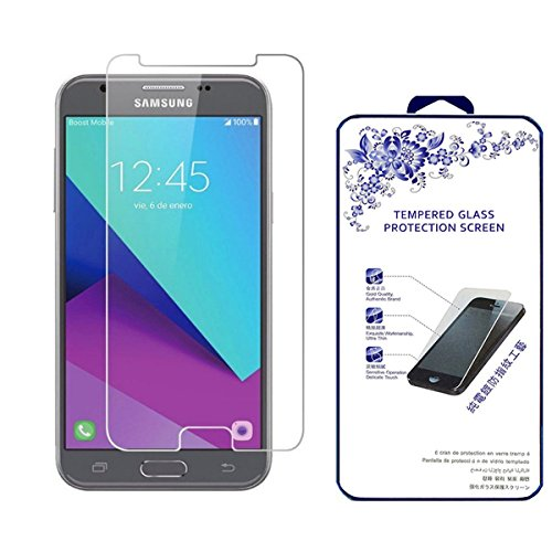 Tempered Glass For Samsung Galaxy J3 Pro (Clear) - 3